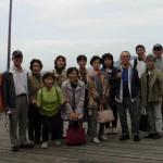 2015年親睦会旅行①浮羽道の駅