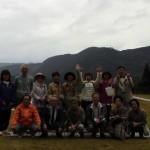 2015年親睦会旅行④星野村平和の塔公園