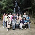 2015年親睦会旅行②調音の滝