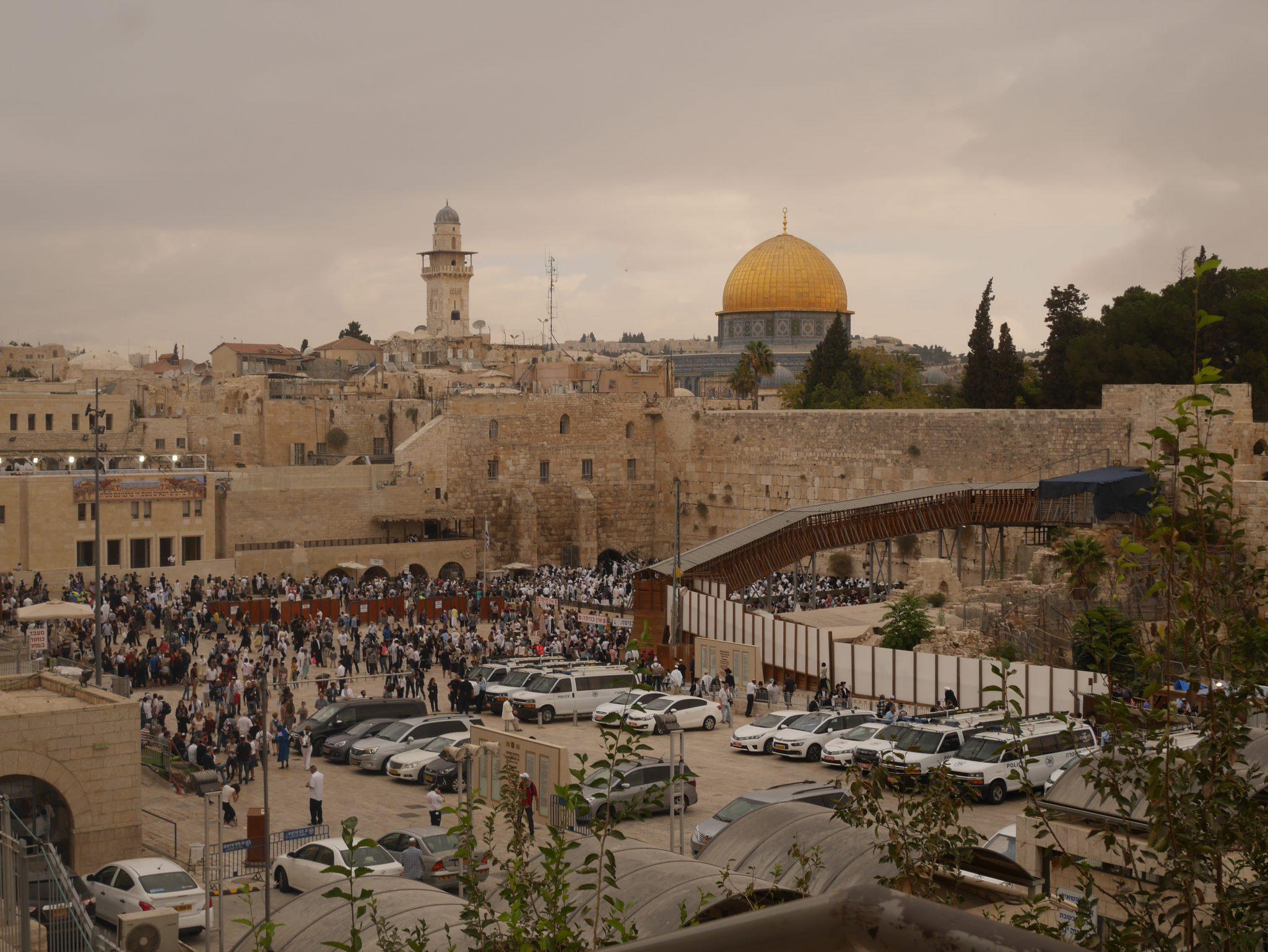 P1030620エルサレム嘆きの壁