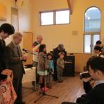 子供祝福式