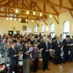 教会組織感謝礼拝
