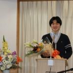 杉山神学生